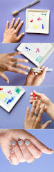 12 toothbrush beauty hacks cute nail designs brushes and