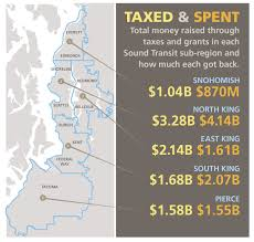 Seattle Link Map by What Snohomish County Would Pay And What St3 Would Deliver