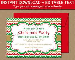 invitation templates etsy