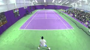 wickwoods country club indoor courts opening day youtube