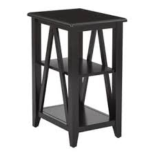 Black Accent Table 24 Inch Black Chairside Table Free Shipping Today Overstock