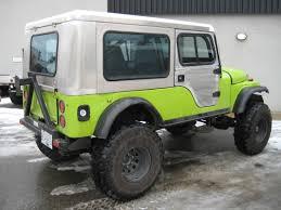 jeep half hardtop 5180 1955 1983 cj5 cj6 half doors hard bodies by aqualu