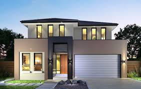 modern two story house plans creative story modern house plans inside house shoise