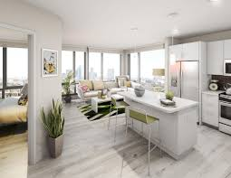 wonderful apartments inside kitchen bedroom interior design for