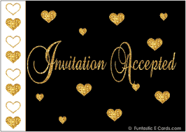 free animated all occasion e acceptance cards engagement