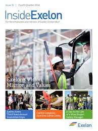 Comed Power Outage Map Chicago by Inside Exelon Fourth Quarter 2014 By Paragraphs Issuu