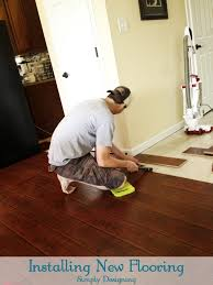 How To Install Trafficmaster Laminate Flooring Floor How To Install Laminate Flooring How To Install Wood
