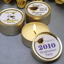 graduation candles personalized candle tin graduation original price as low as