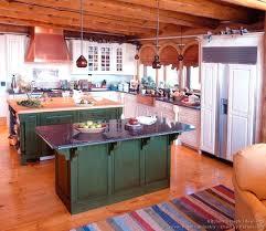 Log Home Kitchen Cabinets - log cabin kitchen cabinets for sale log cabin red kitchen cabinets
