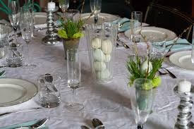 easter table decoration easter decorations