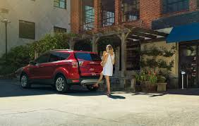 ford escape 2016 interior 2017 ford escape refresh revealed new engines tech