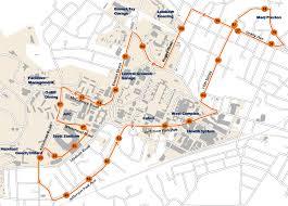 University Of Virginia Campus Map by Uts Detours Parking U0026 Transportation U Va
