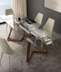 tavoli design cristallo gaud祠 la seggiola 皰