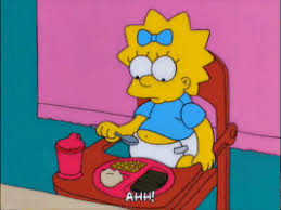 simpsons thanksgiving gifs find on giphy