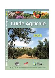 chambre d agriculture aix en provence chambre d agriculture aix en provence calaméo guide agricole des