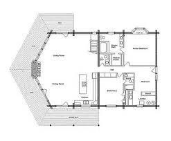 2 story log cabin floor plans valine