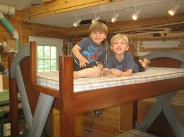 Safety Rail For Bunk Bed Bunk Bed 5 The Back X And Top Bunk Safety Rails By