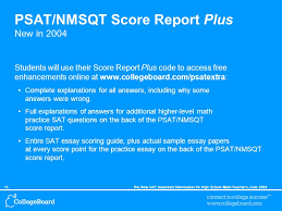 the new sat important information for high math teachers