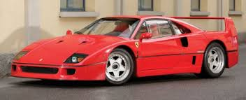 f40 for sale price five ferraris including one that is so fast it can t be