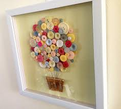 100 nursery trends for 2017 nursery artwork button crafts and