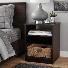 night stand mainstays nightstand multiple colors walmart com