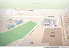 Las Vegas Traffic Map Apartments Planned Near Tivoli Village In Western Las Vegas U2013 Las