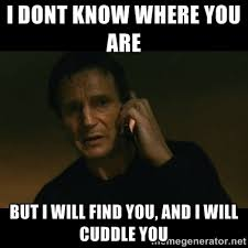 I Love My Boyfriend Meme - after hearing my kitten purring but not being able to find him