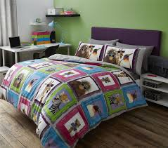 Bedding Cover Sets by Fun Animal Themed Duvet Quilt Cover Bedding Sets Cats Dogs