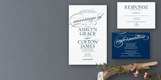 wedding invitations packages wedding invitations match your style get free sles