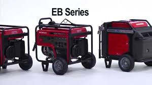 honda portable generators youtube