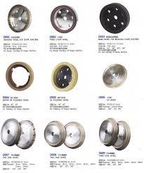 grinding wheels for shape glass edging machine u2013 green tape