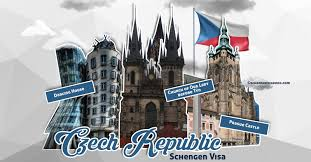 Letter Applying For Business Permit the czech republic visa types requirements application guidelines