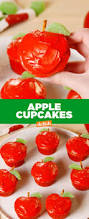 thanksgiving cupcakes for kids best apple cupcake recipes how to make apple cupcakes