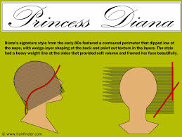 hairstyles like princess diana how to cut princess diana s hairstyle haircut instructions
