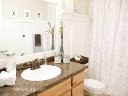 Inexpensive Bathroom Updates Thrifty And Chic Diy Projects And Home Decor