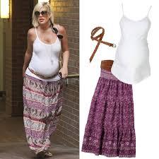 robe de chambre femme enceinte grossesse copiez le look des enceintes magicmaman com