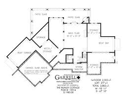 large cottage house plans nunley cottage house plan house plans by garrell associates inc
