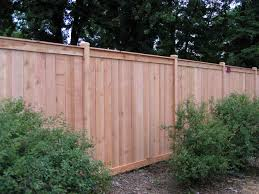 fence landscaping ideas for a small space backyard privacy on