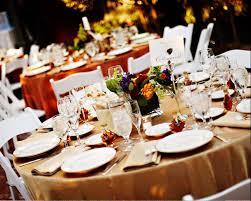 Fall Table Decorations For Wedding Receptions - 21 autumn wedding ideas for a magical backyard reception