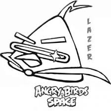 firebomb bird from angry birds space coloring pages batch coloring