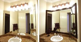 Unique Bathroom Mirror Frame Ideas Interesting Ideas Beautiful Mirrors For Bathrooms Beautiful