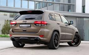 jeep srt geigercars develops monster tune for jeep grand cherokee srt