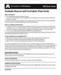 Example Of A One Page Resume by 9 Understanding The Resume Resume Format For It Freshers Resume