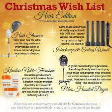 the christmas wish list l4l christmas wish list ideas longing 4 length
