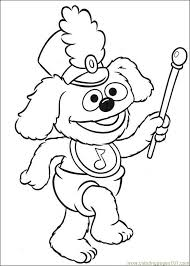 muppets colouring pages 2 coloring