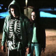 Halloween Skeleton Costume Mens Skeleton Costume Ebay