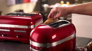 Kitchenaid Kettle And Toaster Kitchenaid Proline Series 2 And 4 Slice Toasters Youtube