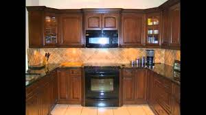 Stain Colors For Kitchen Cabinets by Kitchen Cabinet Colors Kitchen Cabinet Colors And Flooring Youtube