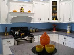 white kitchen paint ideas inspiring light blue kitchen walls with bookshelf and black