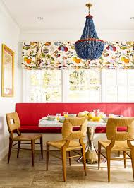 red dining rooms behind the color red hgtv